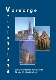 V o r s o r g e e r s i c h e r u n - Evangelische Kirche in Mecklenburg ...