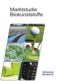 Ceresana Research - Broschuere Marktstudie Polyvinylchlorid