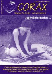corax 12/2003 - RabenStück Verlag