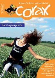 corax 1/2008 - RabenStück Verlag