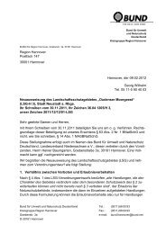 Download - BUND Kreisgruppe Region Hannover