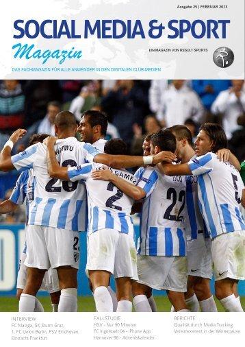 Social Media & Sport Magazin Februar (Size 7MB) - Result-Sports