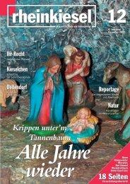 Schwegmann + Schulte, Bad Honnef (Gesamt) - Rheinkiesel