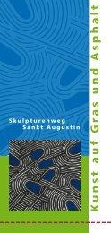 Kunst auf Gras und Asphalt - Stadt Sankt Augustin
