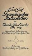 Französisches Salonleben um Charles Pinot Duclos : 1704-1772 - Seite 5