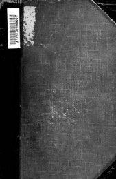 Handbuch der Physiologie des Menschen - University of Toronto ...