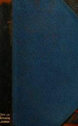 Zentralblatt für Bibliothekswesen - University of Toronto Libraries