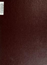Deutscher Gesangs-Unterricht - University of Toronto Libraries