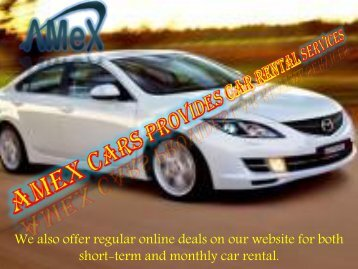 Making Car Rental Dubai Easy!.pdf