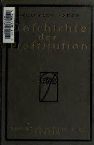 Geschichte der postitution