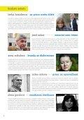 EXTRA ligové noviny | číslo 9 | podzim 2013 | Nebuď béééčko - buď hrdinou - Page 6