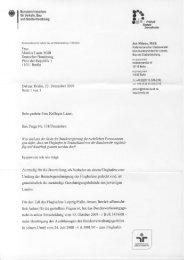 Antwort der Bundesregierung zum Thema ... - Monika-lazar.de