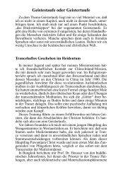 Geistestaufe - und Schriftenmission Dr. Kurt E. Koch eV