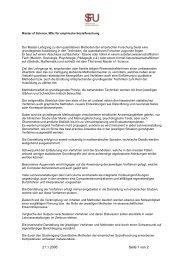 Empirische Sozialforschung (pdf)