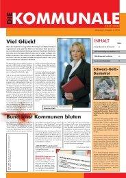 2010-2 Kommunale - SGK NRW