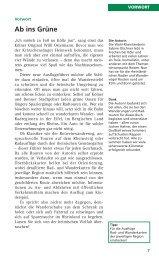 Ausflüge ins Grüne - Beispieltouren - Shop des Kölner Stadt-Anzeiger