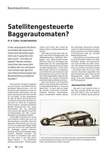 12 19 Baumaschinen (Page 12) - Bauverlag