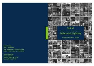 M&M Industrial Lighting