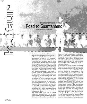 Road to Guantanamo - soma