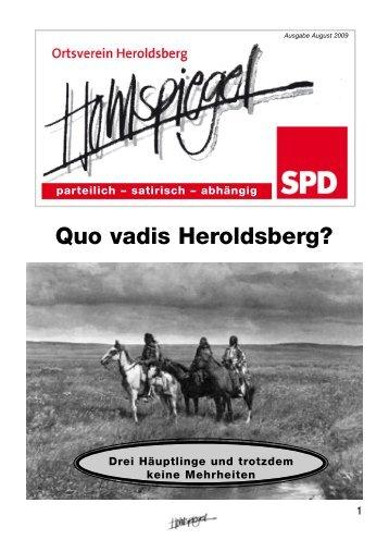 hohlspiegel magazine