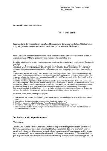 Weisung 2000-069(PDF)