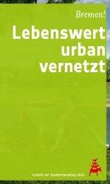 Leitbild in Farbe (pdf, 1.1 MB) - Stadtentwicklung.Bremen.de - Bremen