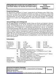 Gurken am hohen Draht auf Substrat 2008 [Download,*.pdf, 0,08 MB]