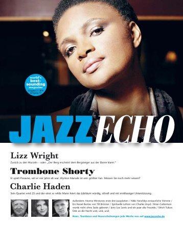 Charlie Haden Lizz Wright