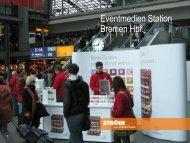 Bremen Hbf Standorte Event