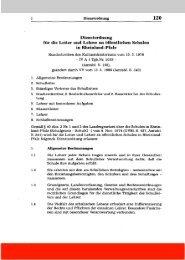 Dienstordnung für die Leiter und Lehrer an öffentlichen Schulen in ...