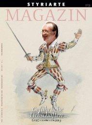 Magazin 2 / 2013 - Styriarte