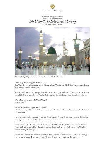 download als .pdf - Sufi-Zentrum Berlin