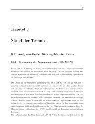 Kapitel 3 Stand der Technik