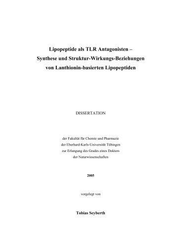 PDF 2.511kB - TOBIAS-lib - Universität Tübingen