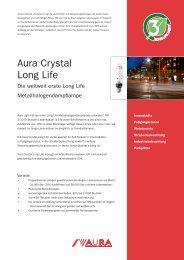 Aura Crystal Long Life - Aura Light