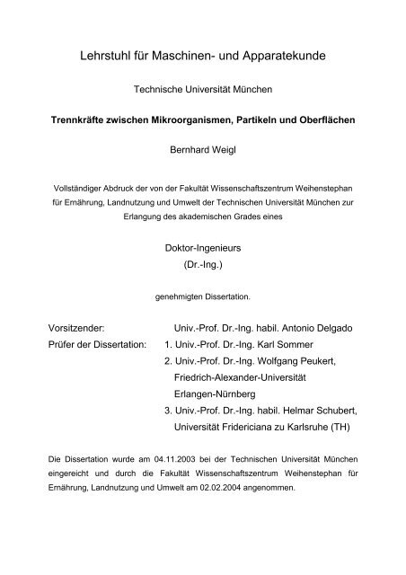 dissertation wolfgang peukert