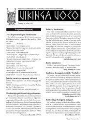 Programaj anoncoj 34-a Esperantologia Konferenco Ĵaŭdaj ...