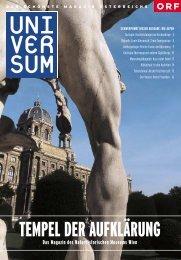 Juni 2002 - Naturhistorisches Museum Wien