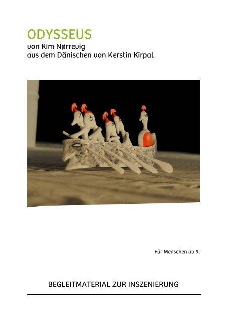 ODYSSEUS - Puppentheater Magdeburg
