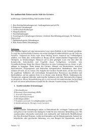 Der multimorbide Patient aus der Sicht des Geriaters ... - UK-Online