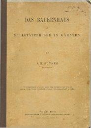 Das Bauernhaus am Millstätter-See in Kärnten - upload.wikimedia....