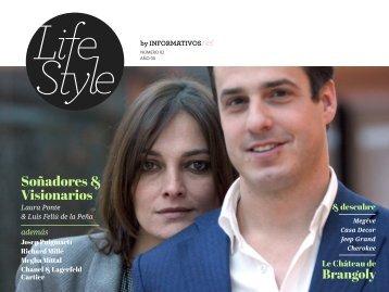 Nº 2 LifeStyle Magazine by Informativos.Net