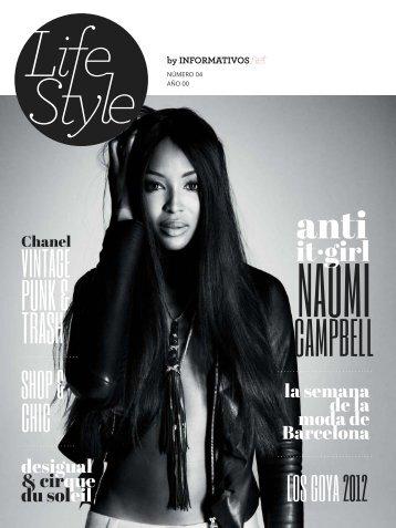 Nº 4 LifeStyle Magazine by Informativos.Net
