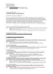 Wintersemester 2004-2005 - Userpage - Freie Universität Berlin