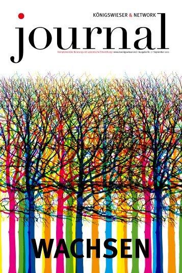 Königswieser und Network Journal. Ausgabe Nr. 7 ... - Userpage