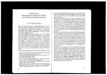 Sybille Krämer »Bewußtsein« als theoretische Fiktion ... - Userpage