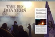 Bericht der Zeitschrift VISIER Januar 2010 - VDSK