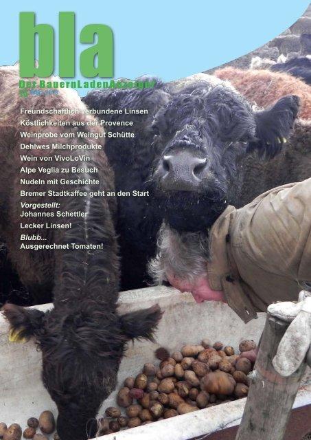 BauernLadenAnzeiger 15 - Bremer Erzeuger-Verbraucher ...