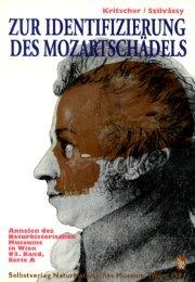 ZUR IDENTIFIZIERUNG DES MO! - Naturhistorisches Museum Wien