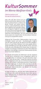 KulturSommer - Volkshochschule Eschwege eV - Seite 2